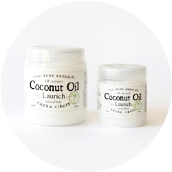 Laurich EXTRA VIRGIN COCONUT OIL